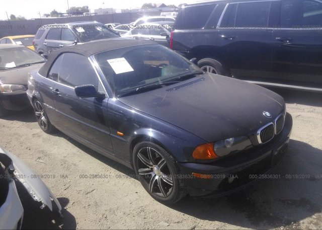 Inventory #358048212 2001 BMW 325