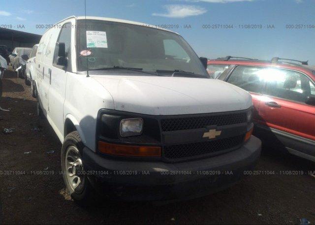 Inventory #464911576 2012 Chevrolet EXPRESS G1500