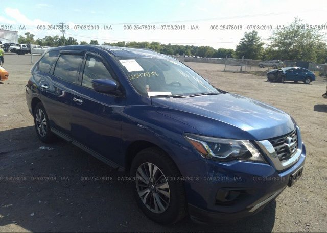 Inventory #229763298 2018 Nissan PATHFINDER