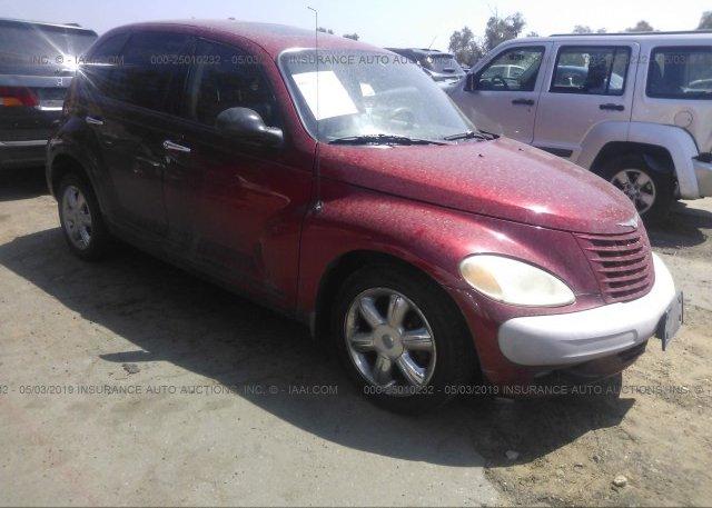 Inventory #953952930 2002 Chrysler PT CRUISER