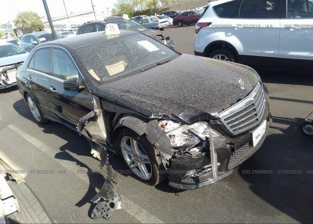 Inventory #985383728 2013 Mercedes-benz E