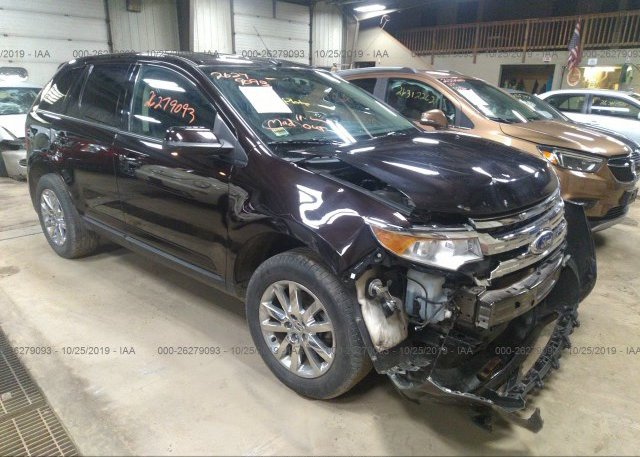 Inventory #728785317 2013 FORD EDGE