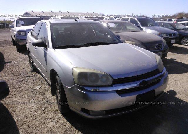 Inventory #134795039 2004 Chevrolet MALIBU