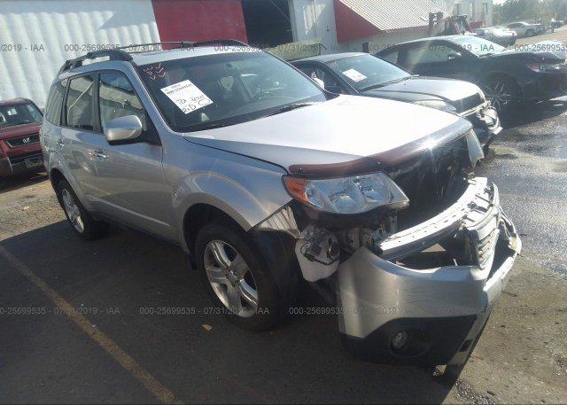 Inventory #862762365 2010 Subaru FORESTER