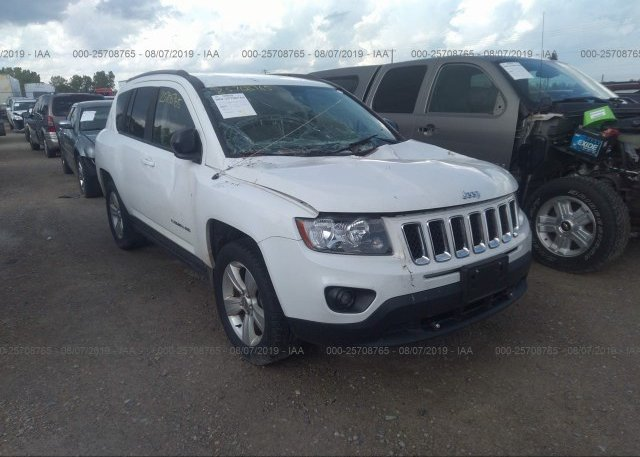 Inventory #810268039 2014 JEEP COMPASS
