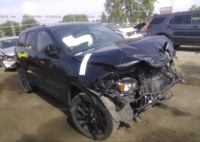 Inventory #486874490 2017 JEEP GRAND CHEROKEE