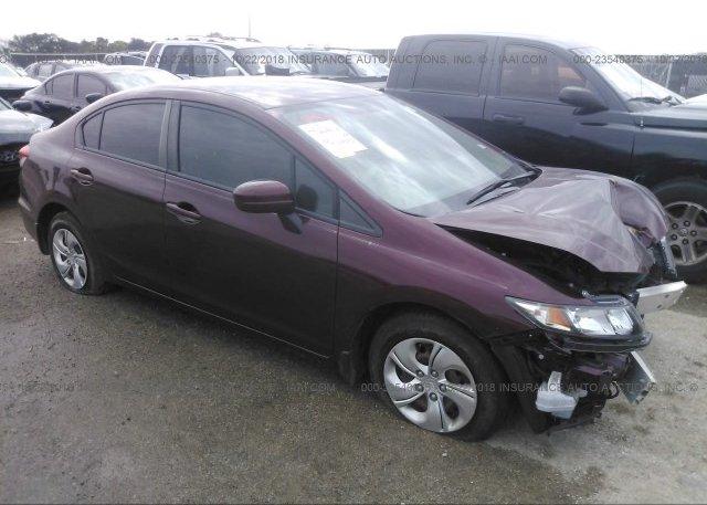 Inventory #652650562 2014 Honda CIVIC