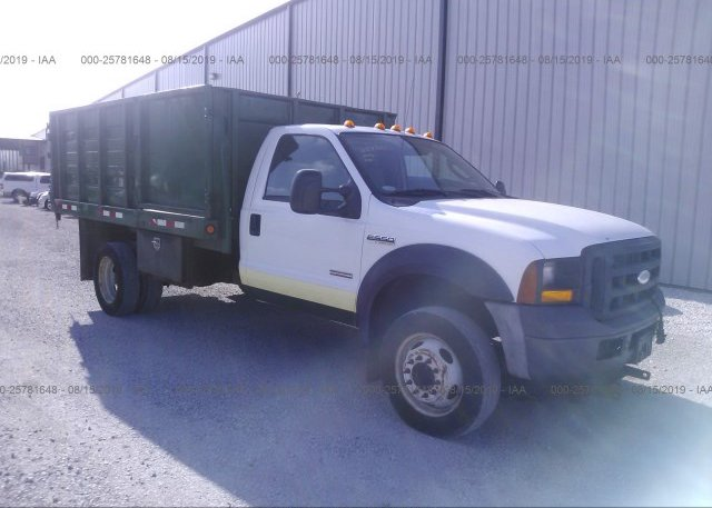 Inventory #184773415 2006 FORD F550