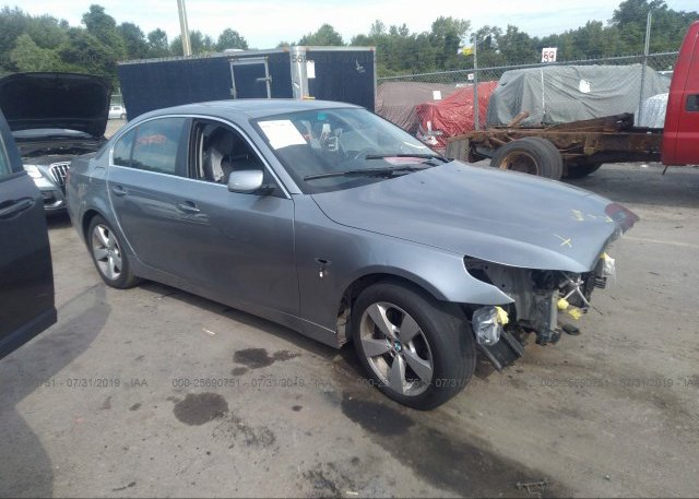 Inventory #839263595 2007 BMW 530