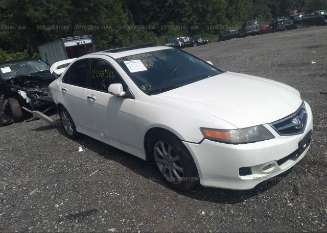 Inventory #143048200 2008 Acura TSX