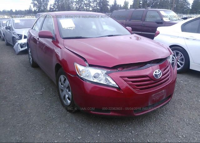 Inventory #150061158 2007 Toyota CAMRY NEW GENERATION