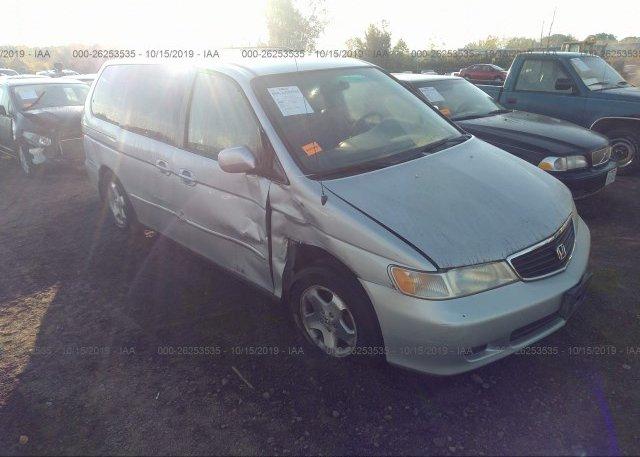 Inventory #371423756 2001 Honda ODYSSEY