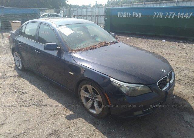 Inventory #844144874 2008 BMW 528