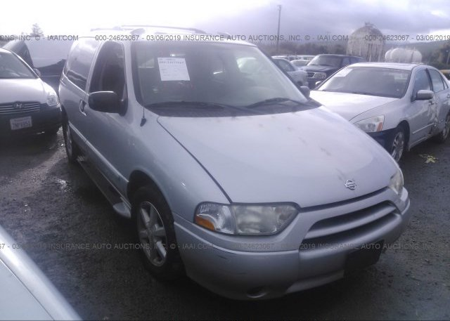 Inventory #107711886 2002 Nissan QUEST