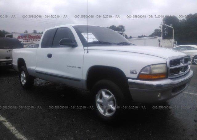 Inventory #596082719 1997 Dodge DAKOTA