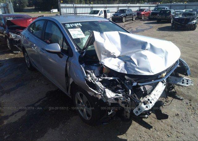 Inventory #476511149 2018 Chevrolet CRUZE