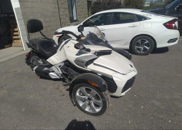 Inventory #243222743 2015 Can-am SPYDER ROADSTER