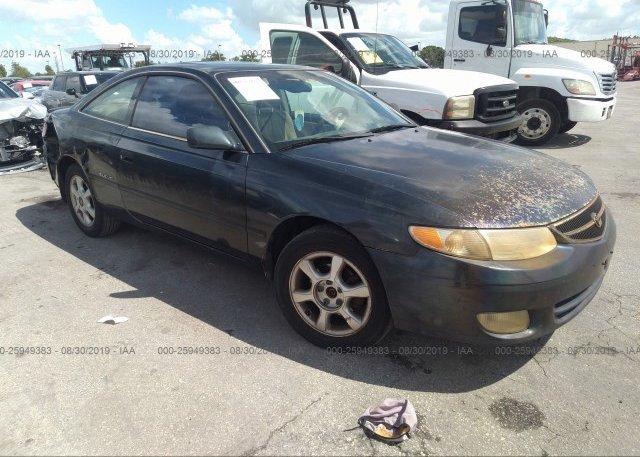 Inventory #339804554 1999 Toyota CAMRY SOLARA