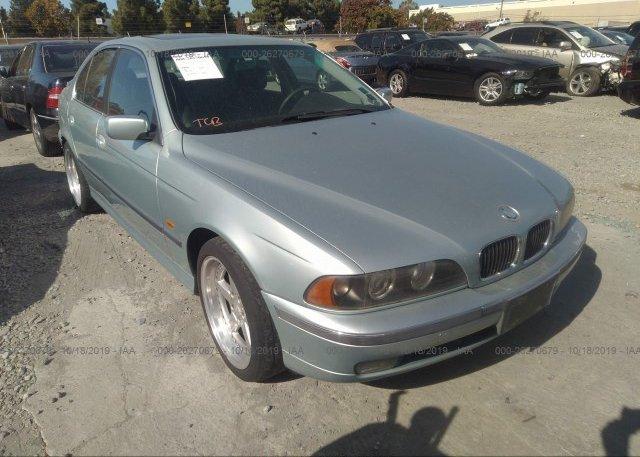 Inventory #669223294 1998 BMW 540