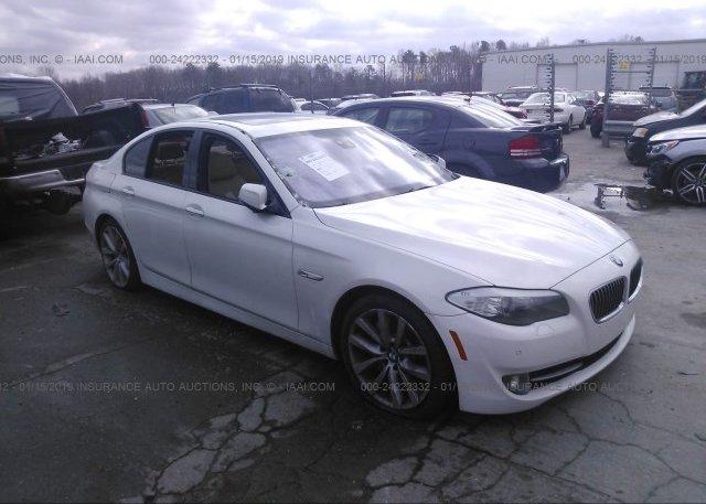Inventory #804960357 2011 BMW 535