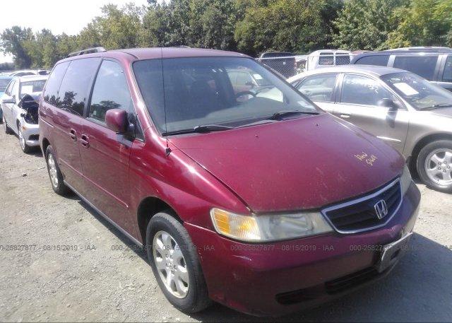 Inventory #567422483 2003 Honda ODYSSEY