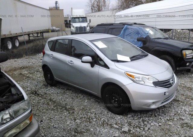 Inventory #625114409 2014 Nissan VERSA NOTE