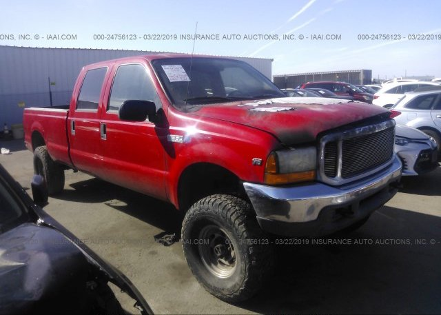 Inventory #711370217 2000 FORD F350