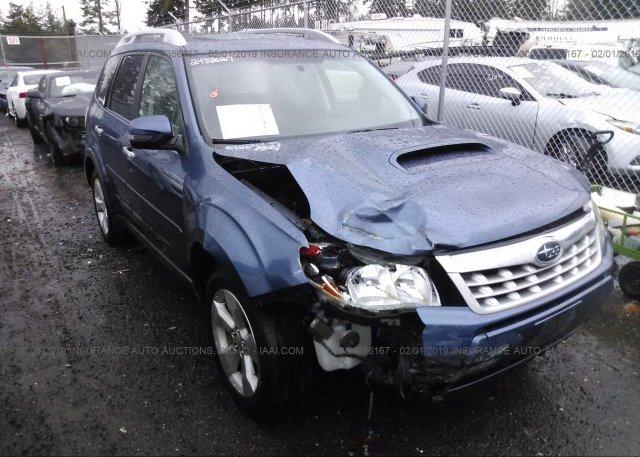 Inventory #625428467 2011 Subaru FORESTER