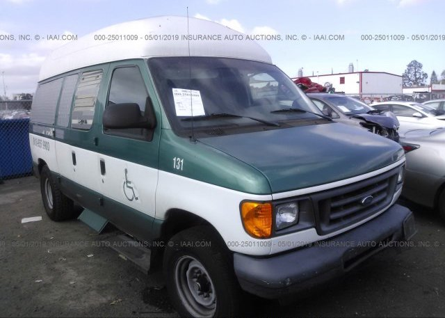 Inventory #673165255 2006 FORD ECONOLINE