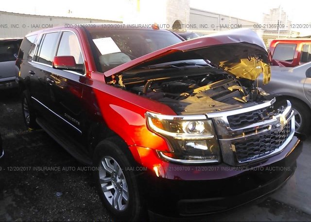 Inventory #467563542 2016 Chevrolet SUBURBAN