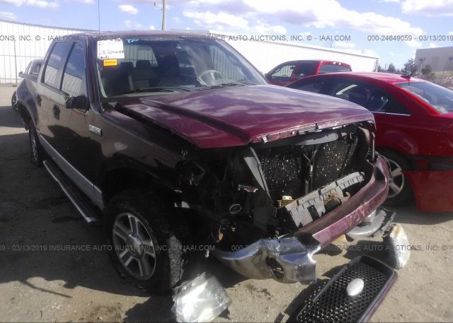 Inventory #575931098 2006 FORD F150