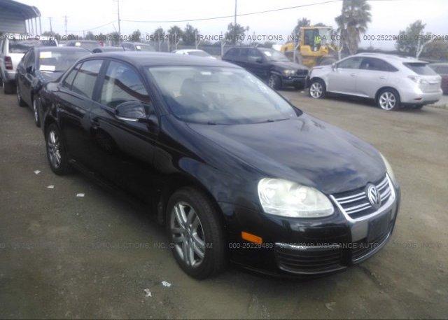 Inventory #881542704 2007 Volkswagen JETTA