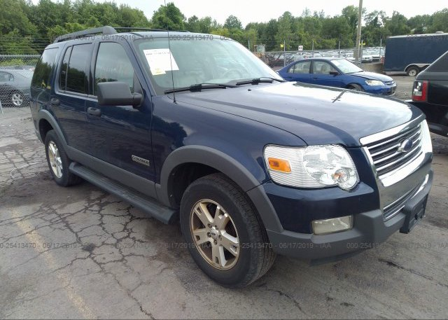 Inventory #698692456 2006 FORD EXPLORER