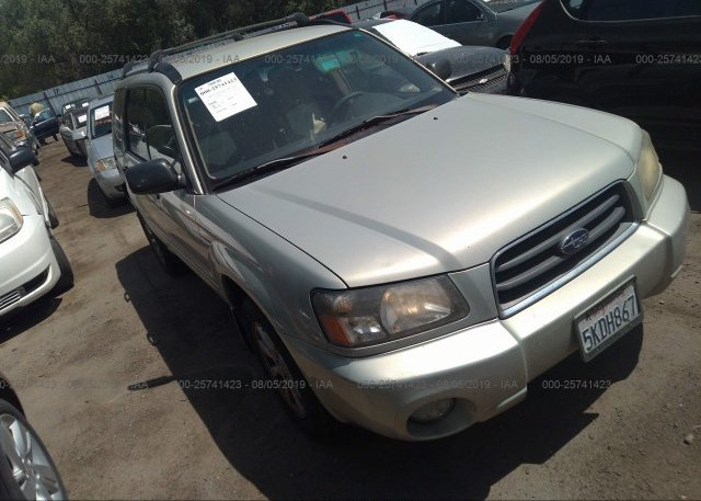 Inventory #481176802 2005 Subaru FORESTER