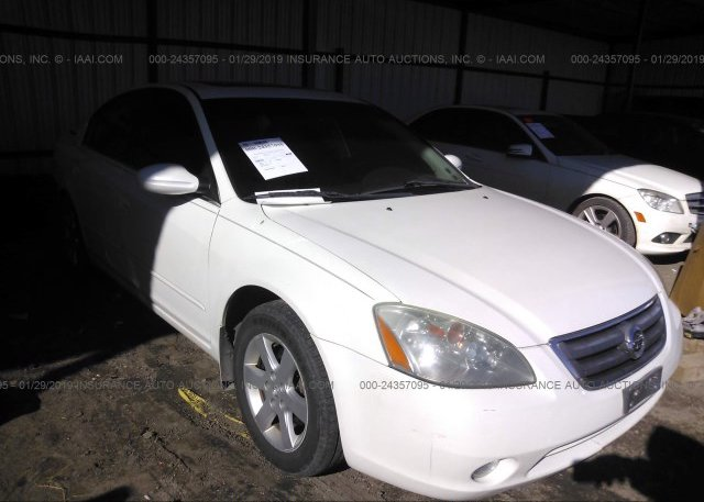 Inventory #727285301 2004 Nissan ALTIMA