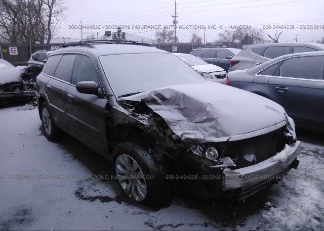 Inventory #178272234 2009 Subaru OUTBACK