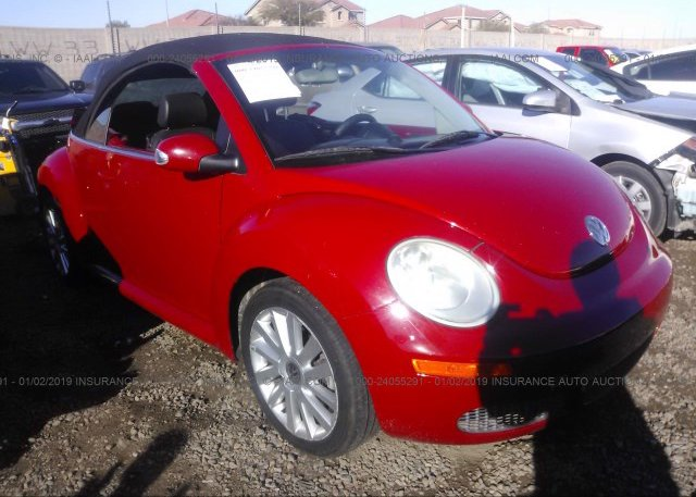 Inventory #763656713 2008 Volkswagen NEW BEETLE