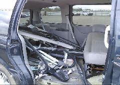 2000 Chevrolet VENTURE - 1GNDX03E1YD171601 front view