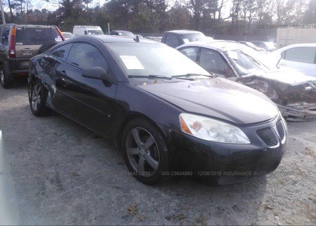 Inventory #911294797 2006 Pontiac G6