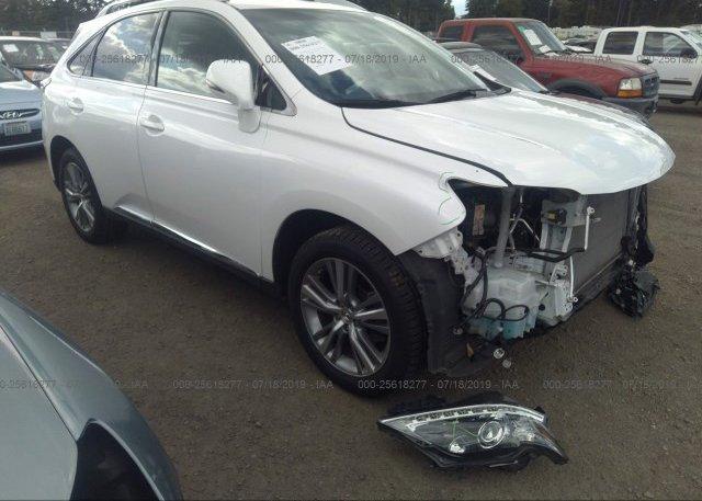 Inventory #901886007 2015 Lexus RX