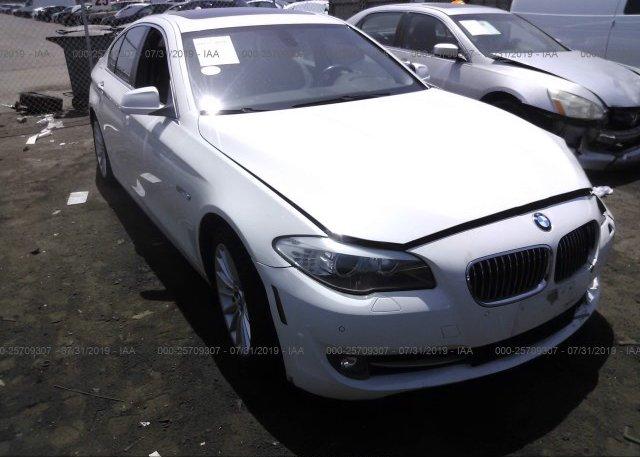 Inventory #465201102 2012 BMW 535