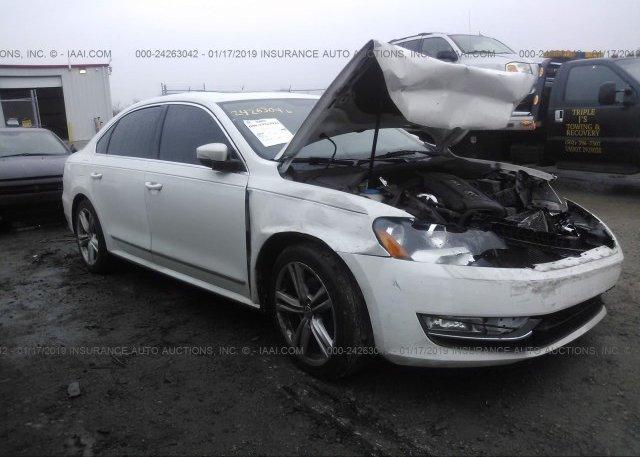 Inventory #135192312 2014 Volkswagen PASSAT