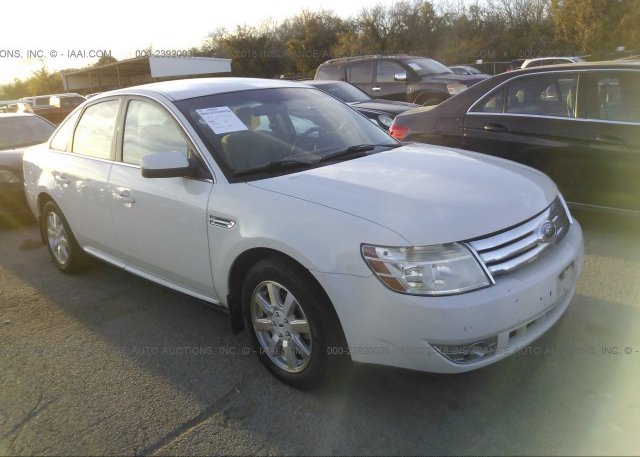 Inventory #936285612 2009 FORD TAURUS