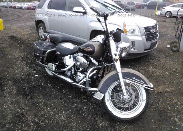 Inventory #517839562 2005 Harley-davidson FLSTCI