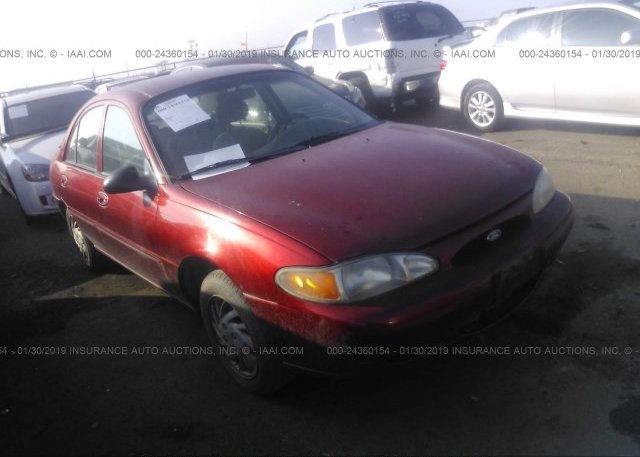 Inventory #575895228 1999 FORD ESCORT