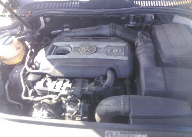 2010 Volkswagen CC - WVWMP7AN3AE543198