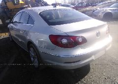 2010 Volkswagen CC - WVWMP7AN3AE543198 [Angle] View