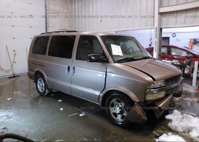 Inventory #834871647 2003 Chevrolet ASTRO