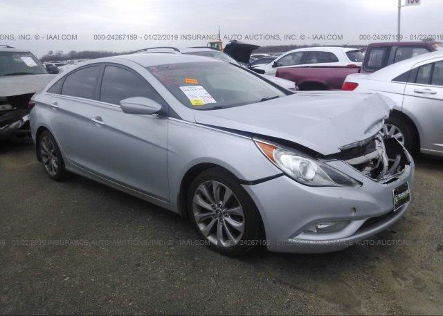 Inventory #250273213 2011 Hyundai SONATA