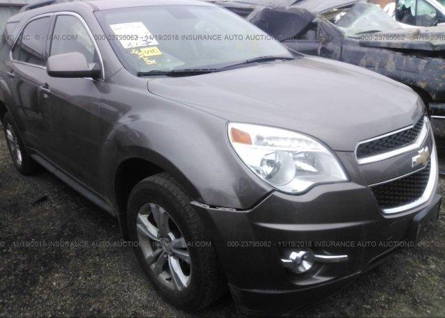 Inventory #543774553 2012 Chevrolet EQUINOX